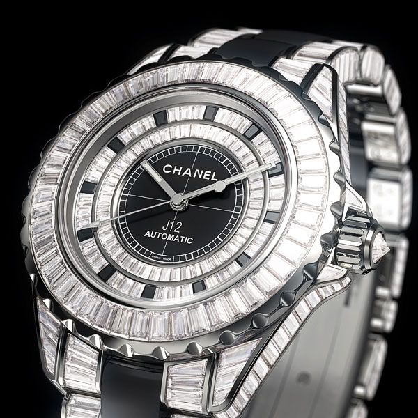 The Watch Quote: Photo - Chanel J12 Haute Joaillerie