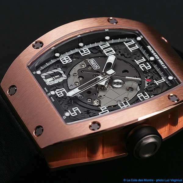 The Watch Quote: Photo - Richard Mille RM005 N°1000
