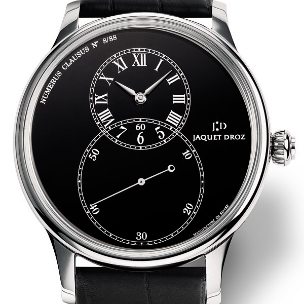 The Watch Quote: Photo - Jaquet Droz Grande Seconde Email Noir