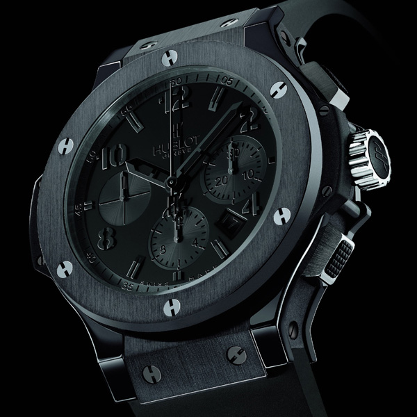 "The Watch Quote: Photo - Hublot Big Bang ""All Black�"