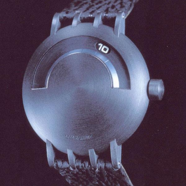 La Cote des Montres : Photo - Urwerk UR103 Hexagone