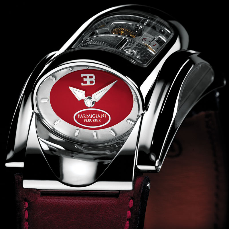 La Cote des Montres : Photo - Parmigiani Fleurier Bugatti