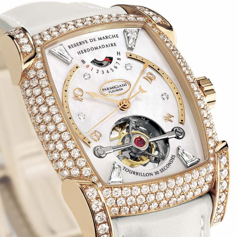 The Watch Quote: Photo - Parmigiani The Ladies' Collection