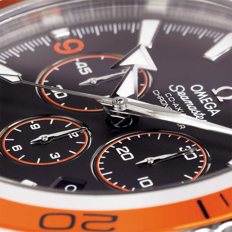 The Watch Quote: Photo - Omega Seamaster Planet Ocean Chronograph