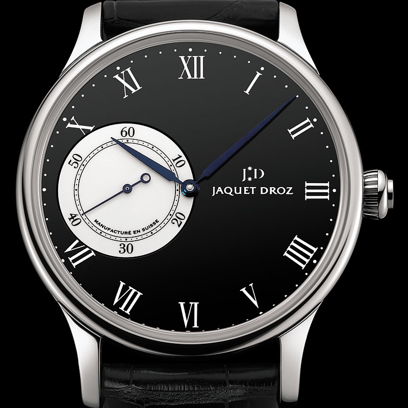 The Watch Quote: Photo - Jaquet Droz Grande Heure Minute