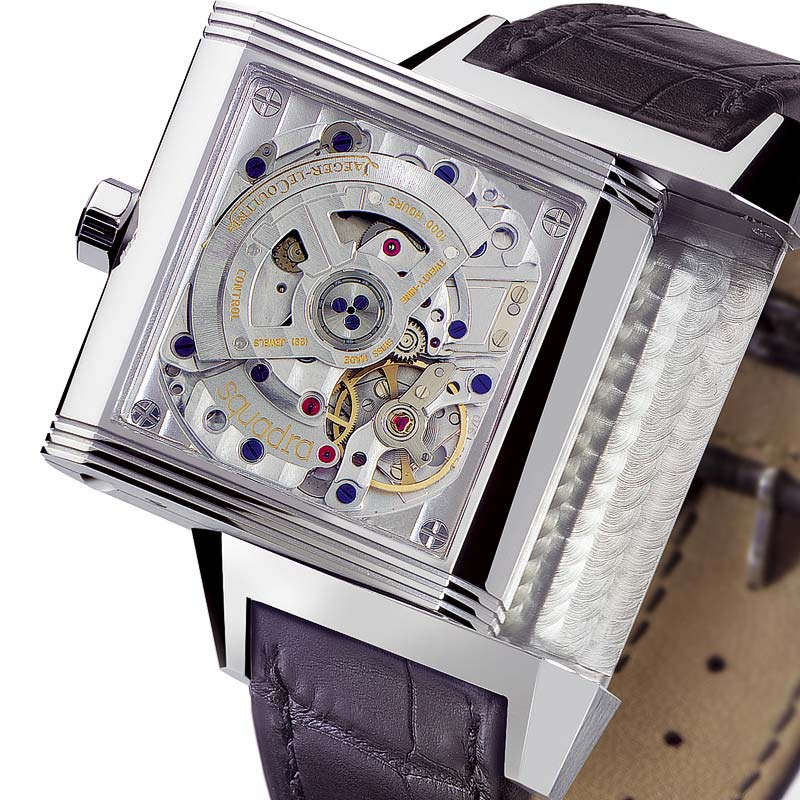 The Watch Quote: Photo - Jaeger LeCoultre Reverso Squadra