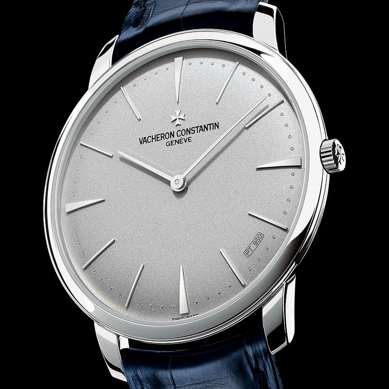 The Watch Quote: Photo - Vacheron Constantin Patrimony platinum