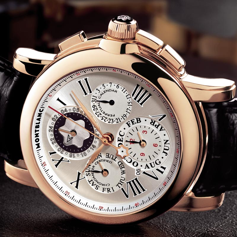 La Cote des Montres : Photo - Montblanc Soulmakers for 100 years