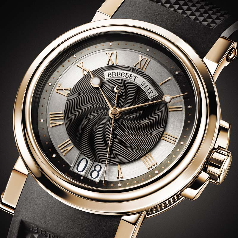 The Watch Quote: Photo - Breguet Collection Marine