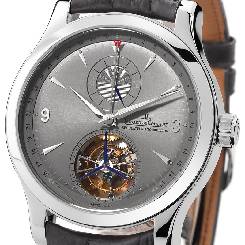 The Watch Quote: Photo - Jaeger Le-Coultre Master Tourbillon