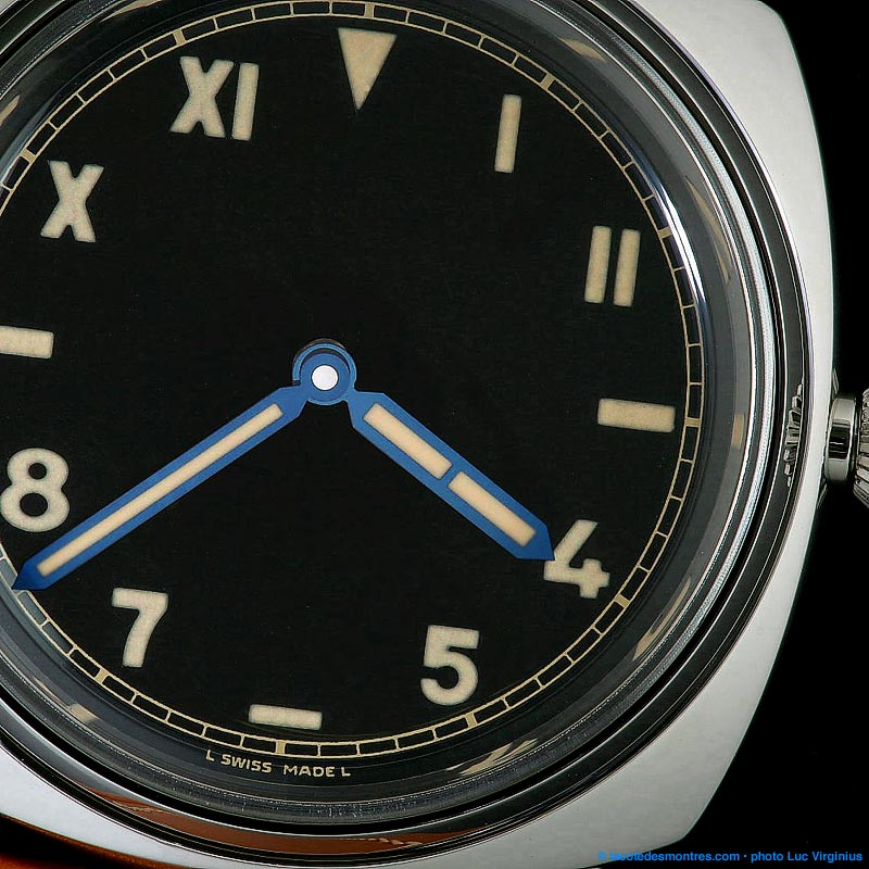 The Watch Quote: Photo - Panerai Radiomir 1936  - 47 mm