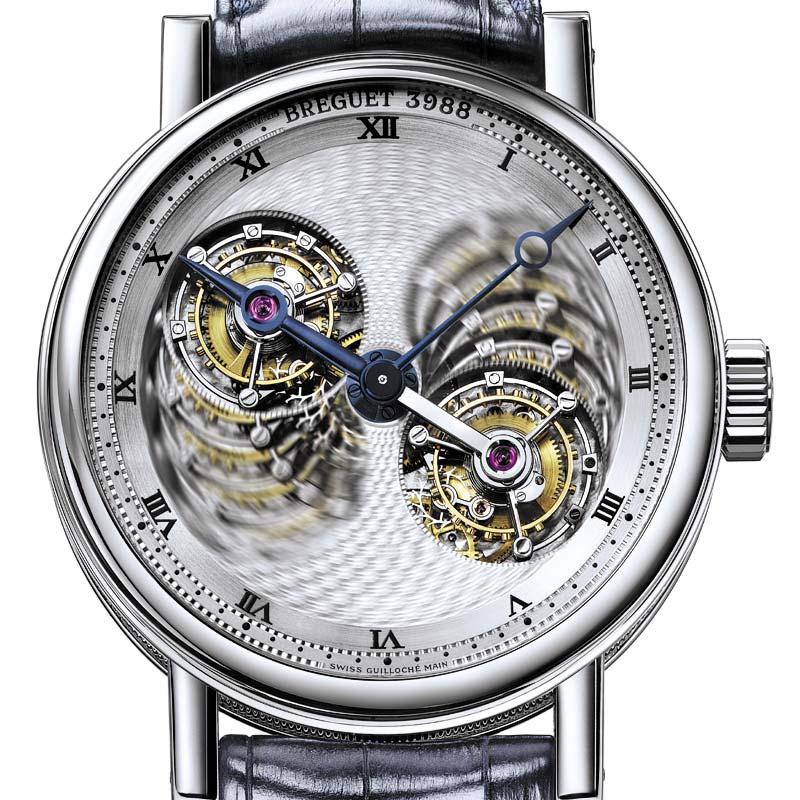 The Watch Quote: Photo - Breguet Double Tourbillon tournant