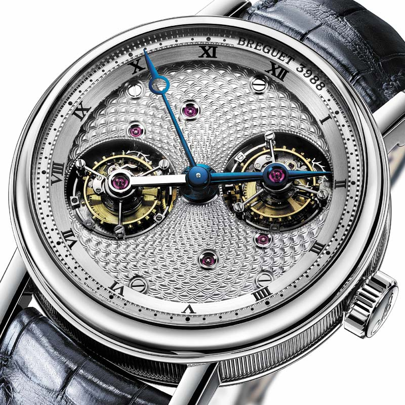 The Watch Quote: Photo - Breguet Double Tourbillon tournant