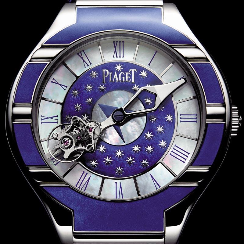 The Watch Quote: Photo - Piaget Polo Tourbillon Relatif dedicated to Venice