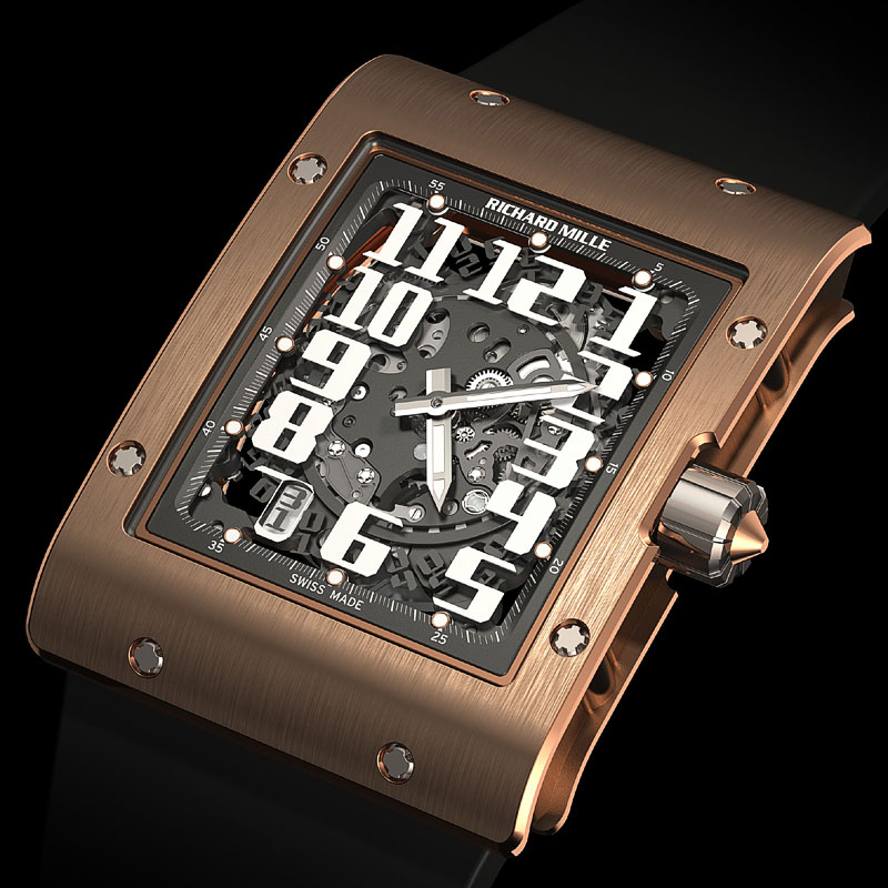The Watch Quote: Photo - Richard Mille Automatic RM 016-1