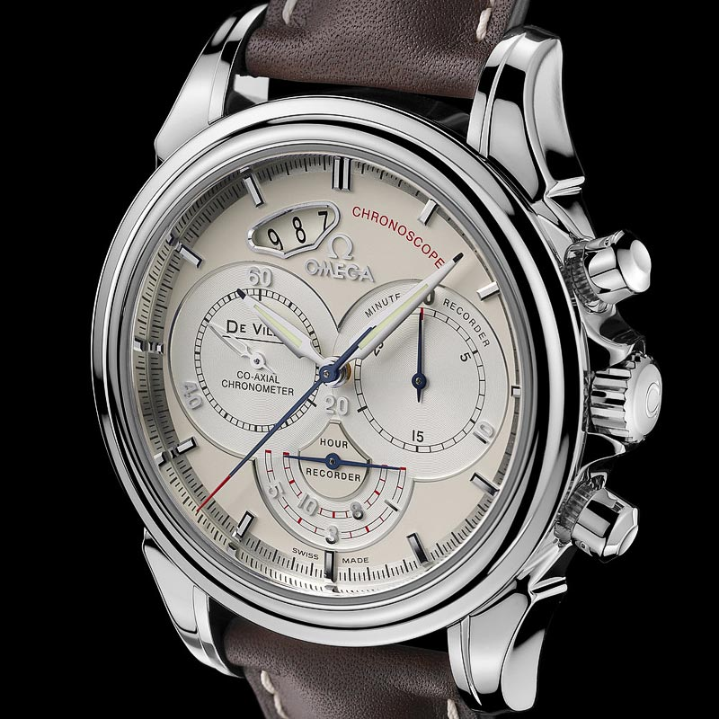 The Watch Quote: Photo - Omega De Ville Co-Axial Chronoscope
