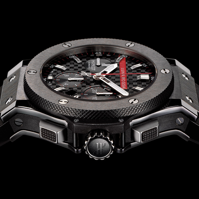 "The Watch Quote: Photo - Hublot and America's Cup with ""Luna Rossa�"