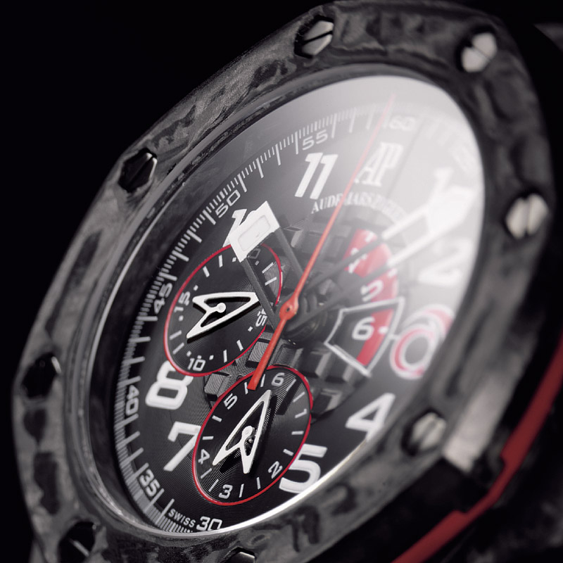 The Watch Quote: Photo - Alinghi and Audemars Piguet
