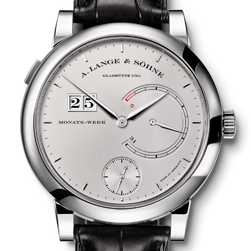 The Watch Quote: Photo - The LANGE 31 by Lange