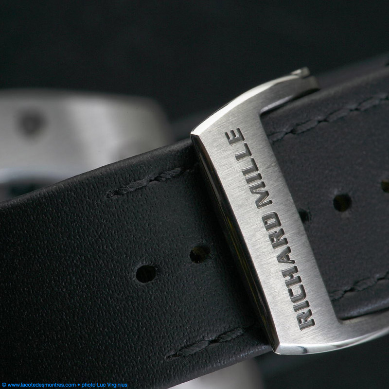 The Watch Quote: Photo - Richard Mille RM010 titanium