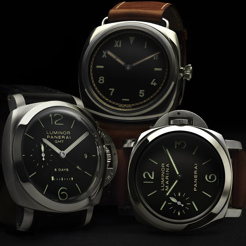 The Watch Quote: Photo - The Orologio Panerai in Firenze