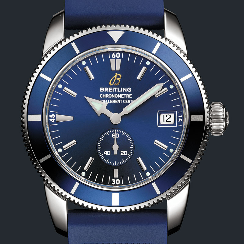 The Watch Quote: Photo - Breitling Superocean Heritage