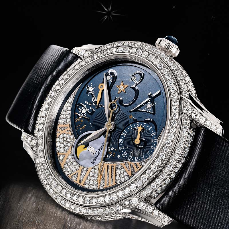 The Watch Quote: Photo - Audemars Piguet Millenary Starlit Sky