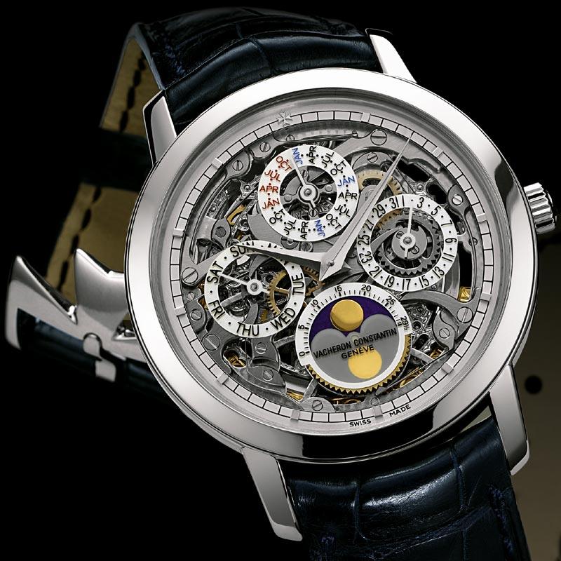 The Watch Quote: Photo - Vacheron Constantin perpetual calendar