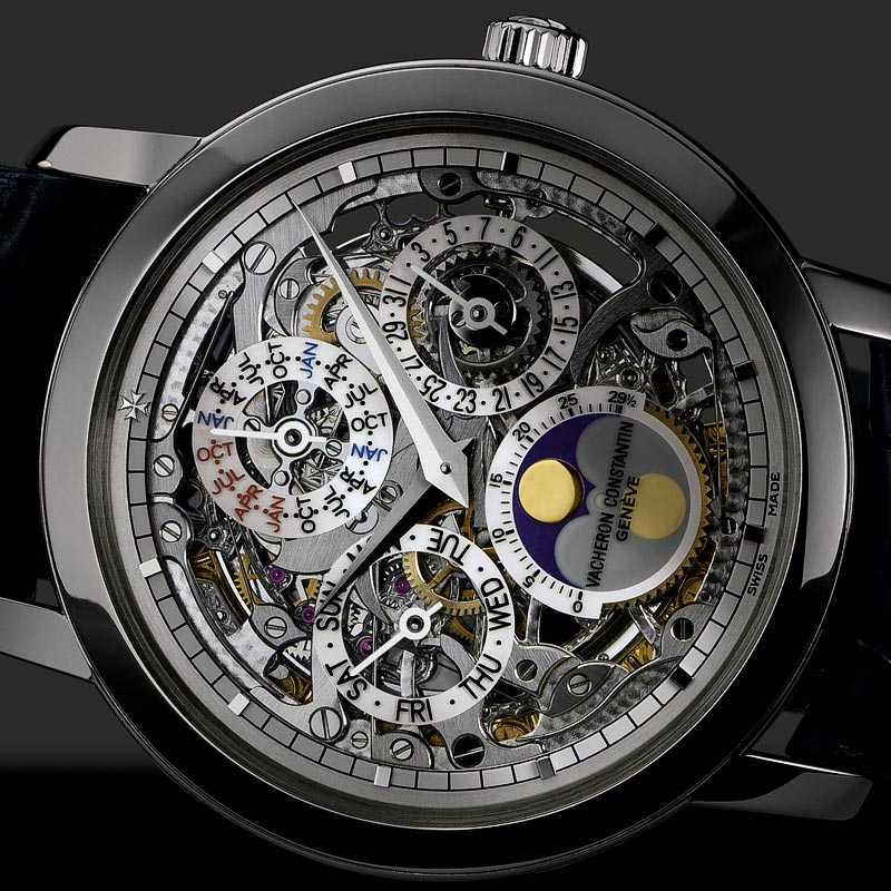 The Watch Quote: Photo - Vacheron Constantin perpetual calendar