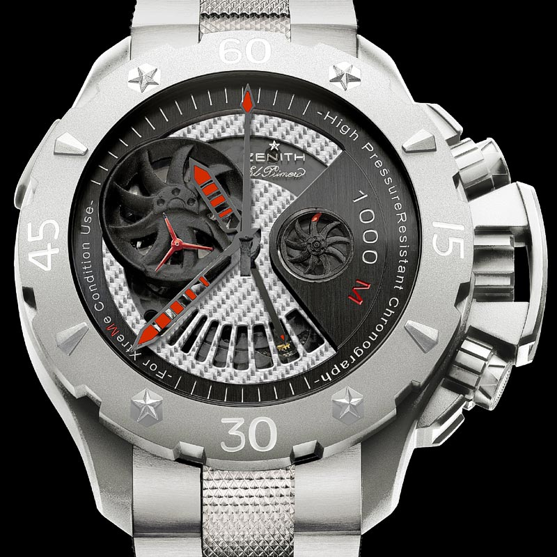 The Watch Quote: Photo - Zenith Defy Xtreme 2007