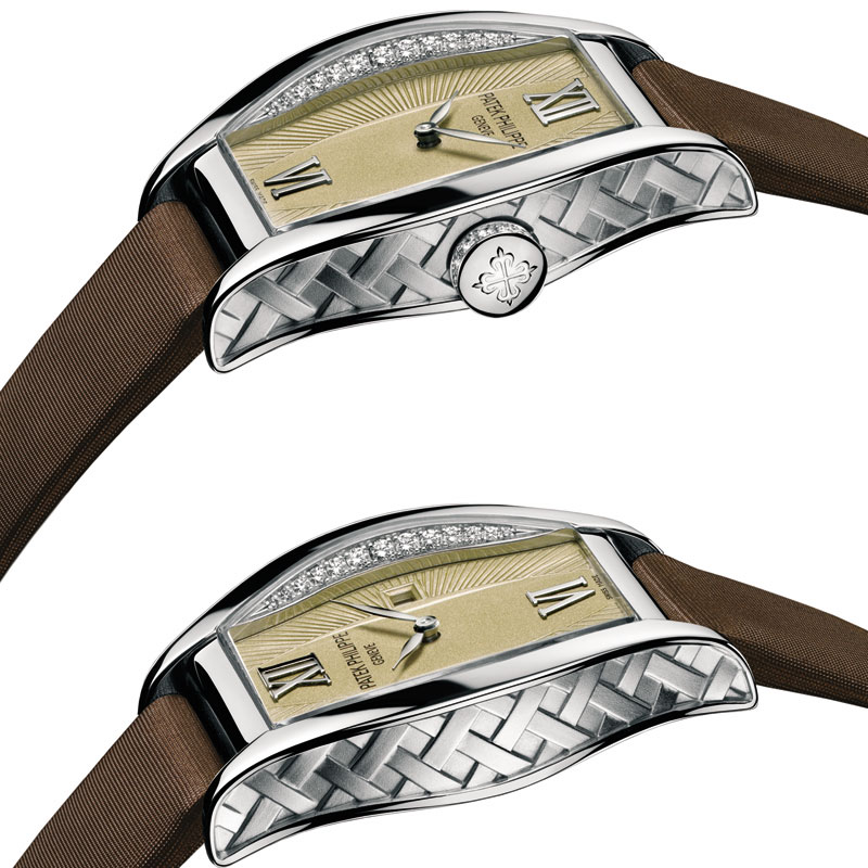 The Watch Quote: Photo - Patek Philippe Tonneau-shaped Gondolo
