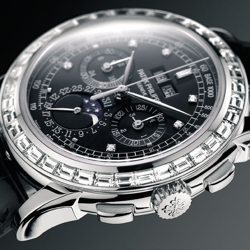 The Watch Quote: Photo - Patek Philippe Chronograph perpetual calendar
