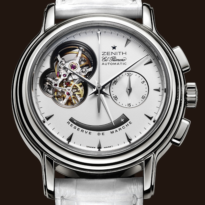 The Watch Quote: Photo - Zenith Chronomaster Open 2007