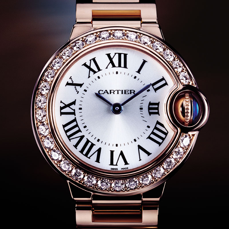 The Watch Quote: Photo - Ballon Bleu de Cartier