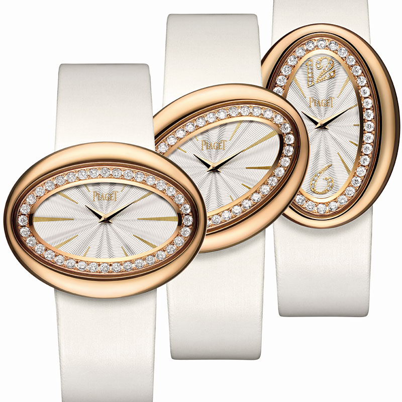 The Watch Quote: Photo - Piaget Magic Hour