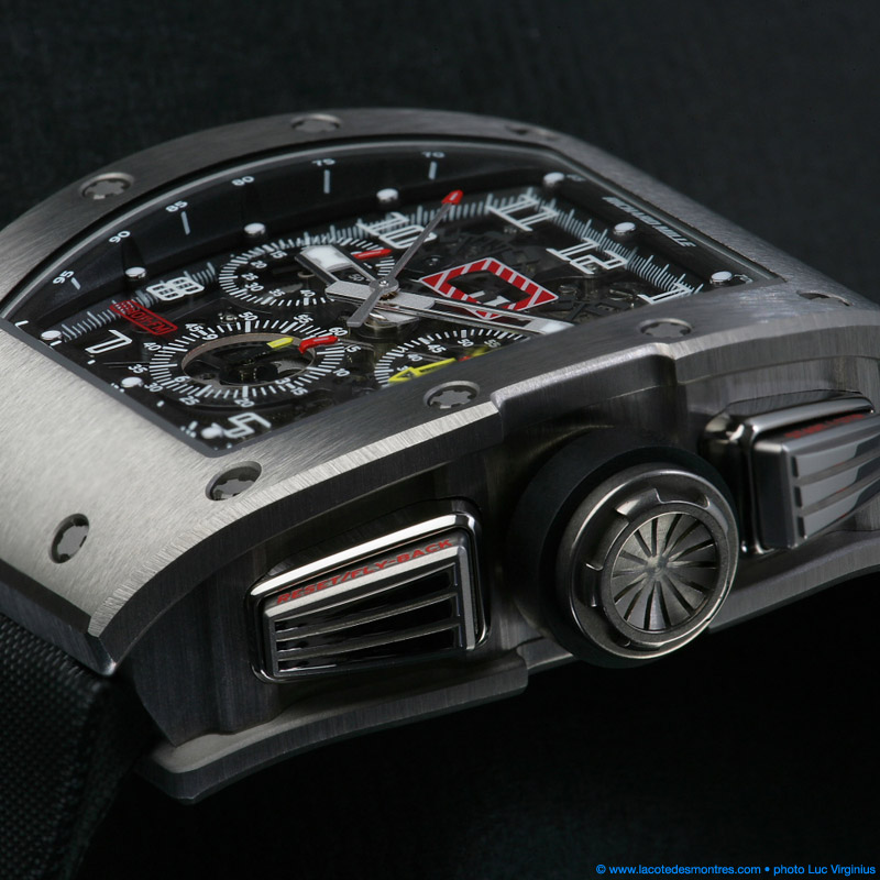 The Watch Quote: Photo - Richard Mille RM011 Felipe Massa