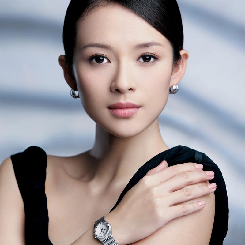 La Cote des Montres : Photo - Zhang Ziyi ambassadrice d'Omega