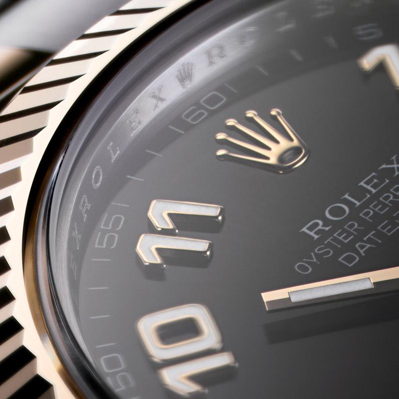 La Cote des Montres : Photo - Rolex Oyster Perpetual Datejust II