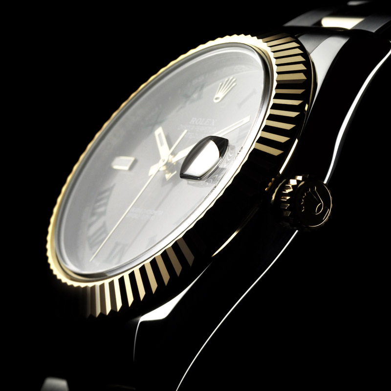 The Watch Quote: Photo - Rolex Oyster Perpetual Datejust II