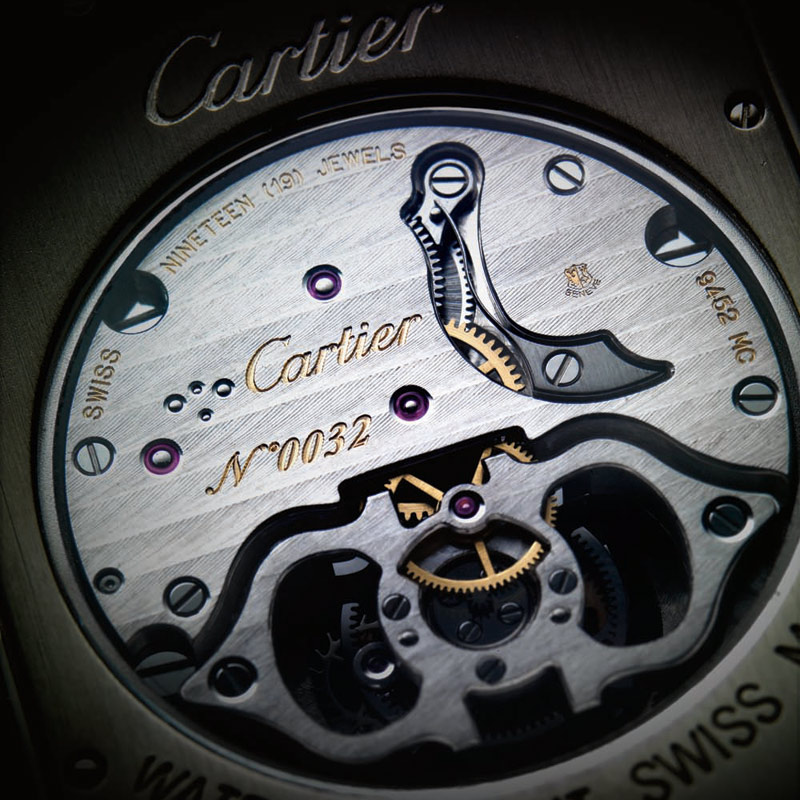 The Watch Quote: Photo - The Cartier Manufacture in La Chaux-de-Fonds