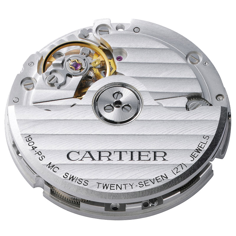 La Cote des Montres : Photo - Calibre de Cartier