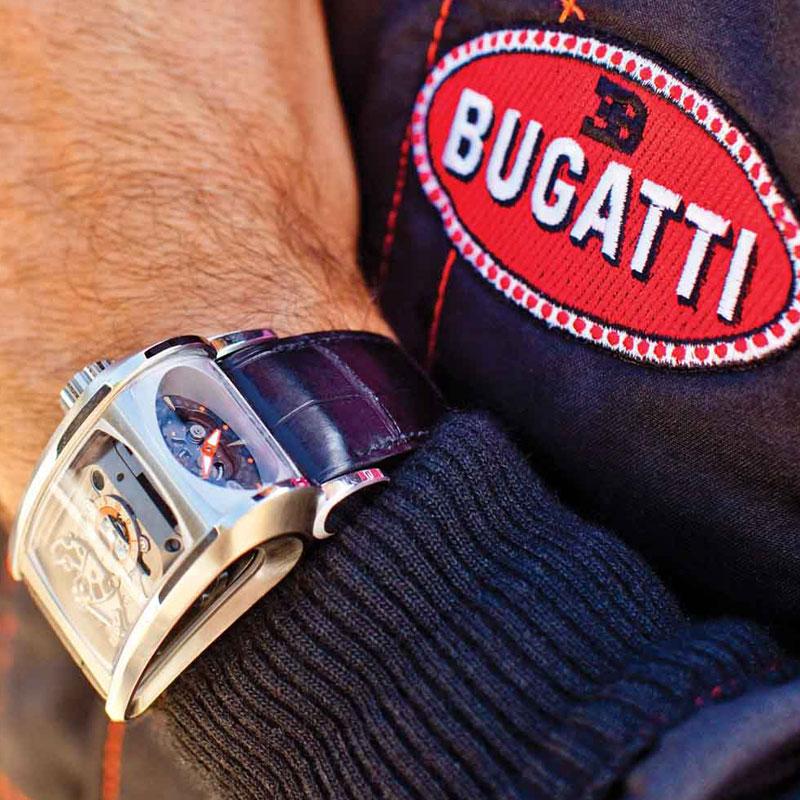 La Cote des Montres : Photo - Parmigiani Bugatti Super Sport