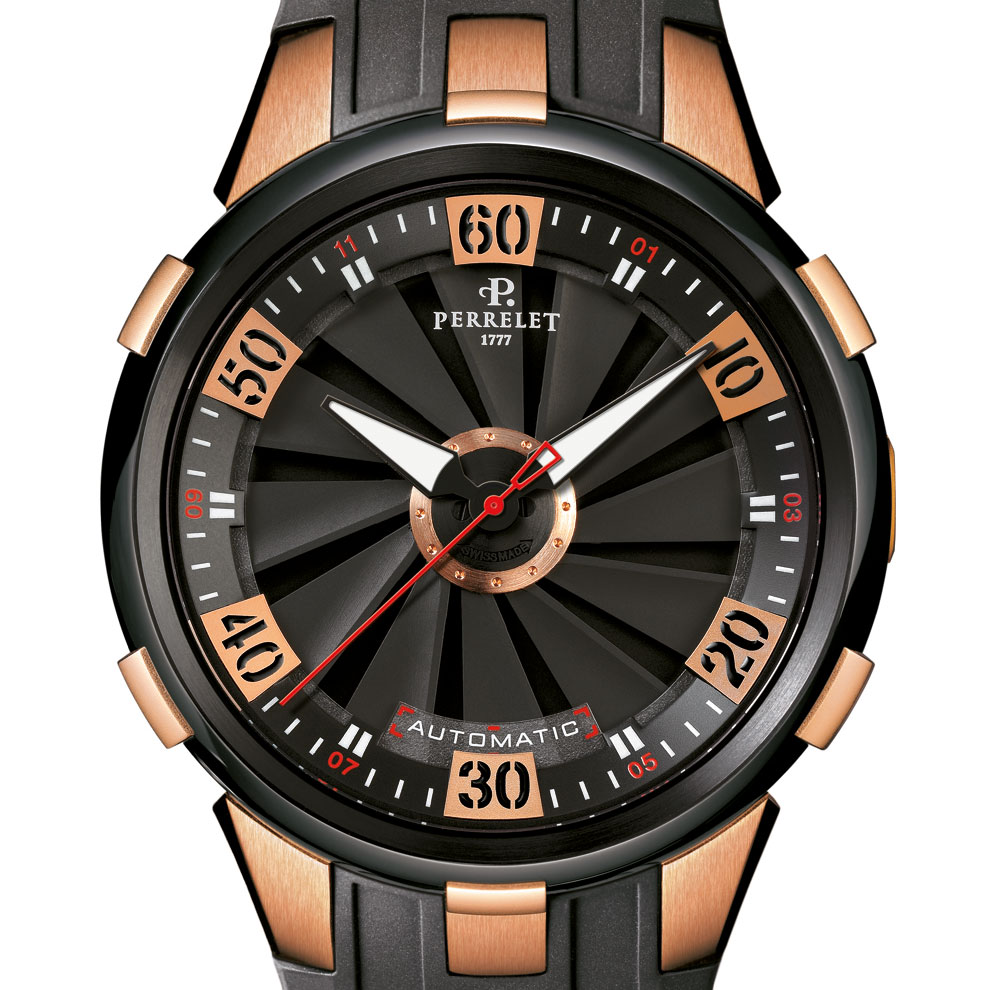 The Watch Quote: Photo - Perrelet Turbine XL