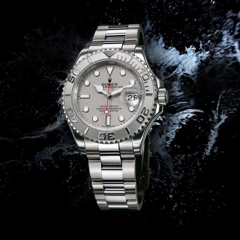 The Watch Quote: Photo - Rolex New Yacht-Master II