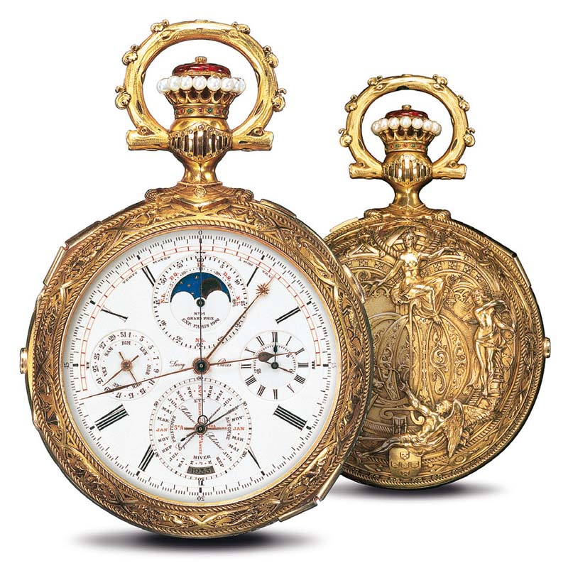 La Cote des Montres : Photo - L.Leroy, haute horlogerie française de précision depuis 1785