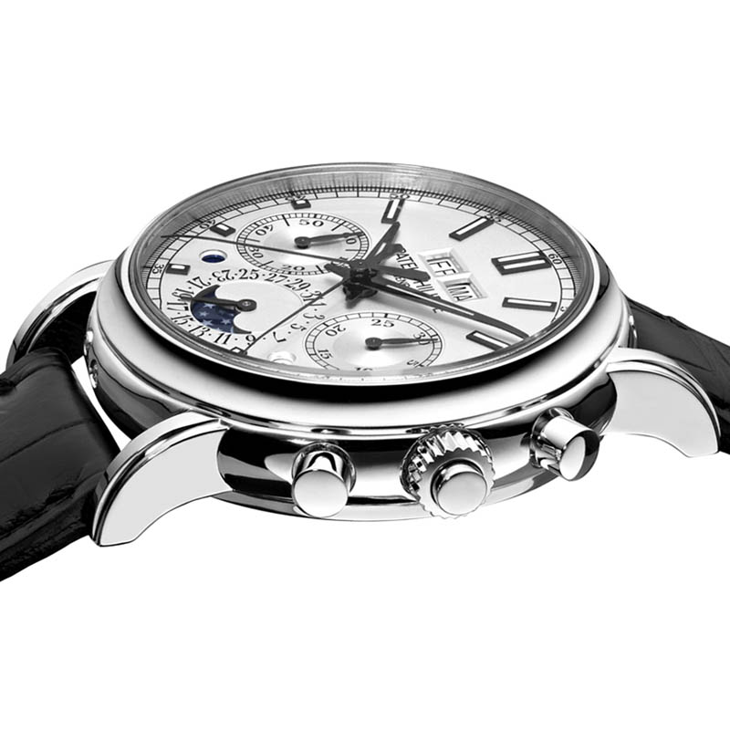 The Watch Quote: Photo - Patek Philippe ref. 5204 Split-seconds chronograph with perpetual calendar