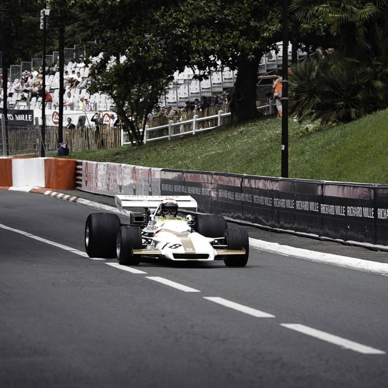 The Watch Quote: Photo - Richard Mille Grand Prix de Pau Historique