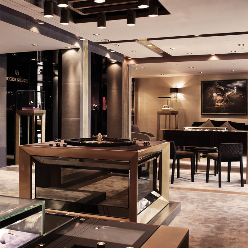 The Watch Quote: Photo - New Roger Dubuis Boutiques
