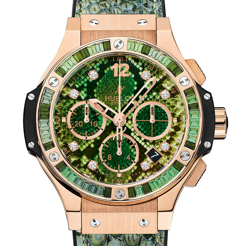 La Cote des Montres : Photo - Hublot Big Bang Boa Bang