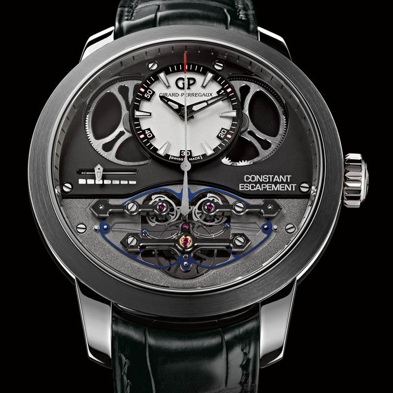 The Watch Quote: Photo - Girard-Perregaux Constant Escapement